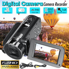 1080P 24Mp 16X Zoom Lcd Digital Video Camcorder Full Hd Dv Video Camera Recorder