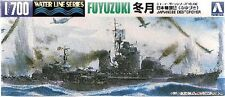 "DESTROYER JAPONAIS ""FUYUZUKI"", 1945 - KIT AOSHIMA 1/700 n° 017579"