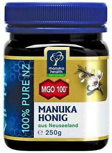 Manuka Health Manuka Honig MGO 100+ (250g) Neu €79,60/kg