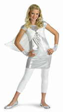 Emma Frost Child Costume Marvel Comics Brand New Size 7-8 Disguise 50244
