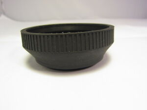 Generic Rubber Lens Hood 52mm Good Condition 6209012