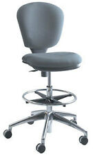 Safco 3442 Metro Extended Height Drafting Chair Gray