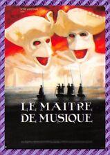 Carte Postale Affiche de Film - Le Maitre de Musique