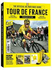 TOUR DE FRANCE 2020 OFFICIAL PREMIUM VERSION PROGRAMME CYCLING RACE GUIDE