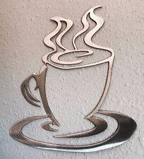 Coffee Cup Metal Art Skilwerx Caffeine 11