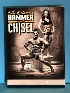 Beachbody ~ The Masters Hammer and Chisel ~ 6 DVD Workout Set ~ NICE!