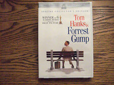 Forrest Gump 2 Disc Dvd Special Collector's Edition Tested & Works
