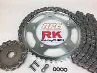 2008-2016 Honda CBR1000RR RK GXW 520 Quick Acceleration Chain and Sprocket Kit