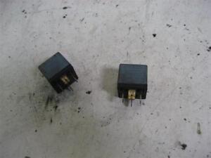 BMW K 75S Tipo K75 Relé Regulador Bosch 0 332 014 454 2 Piezas Relé de Luces ?