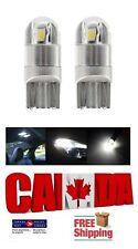 2pcs Super White T10 3030 2SMD LED High Power Interior Light Bulb W5W 194