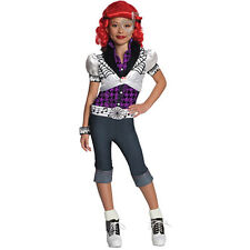 Monster High Operetta Child Costume Medium size 8-10 new in original packaging
