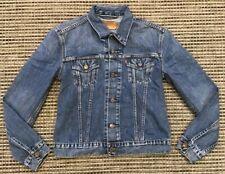 Ladies/ Girls Levi's Blue Denim Jacket Size Ladies S/ Girls M