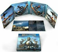 Megadeth - Warheads on Foreheads CD (in-shrink) [Explicit] [PA] C.D / Megadeath
