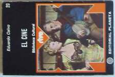 EL CINE - BIBLIOTECA CULTURAL RTVE Nº 20 - 1975 - VER DESCRIPCIÓN E ÍNDICE