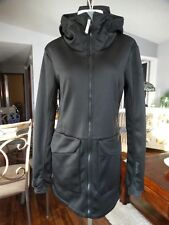BENCH LONGER LENGTH ZIP UP WITH HOOD SMALL