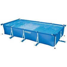 Rectangle Above Ground Pools Ebay