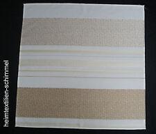 ORGANZA Tischdecke Mitteldecke ALLZEIT Tischdeckchen Deckchen STREIFEN 75x75cm