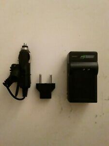 Wasabi Power Battery Charger for Canon LP-E10