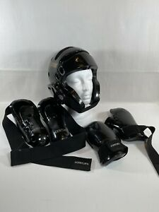 CENTURY Sparring Gear Martial Youth Size. Black With Pro force  . See Pictures