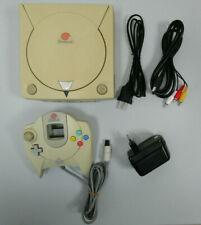 SEGA Dreamcast (Japanische Ver.)weiß, Controller, Spiel, Spannungswandler    #3