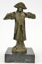 Hand Made Original Patoue Pirate Memorabilia Collector Bronze Sculpture Figurine