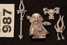 Games Workshop Warhammer 40k Ahriman Thousand Sons Chaos Space Marines Metal