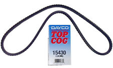 Dayco 15430 V Fan Belt - 1979-82 Chevrolet Chevy Camaro Pontiac Firebird