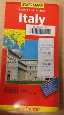 Italy: Euro Country Map: GeoCenter Map (M16)
