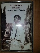 Tommy Page : From the Heart (Cassette)