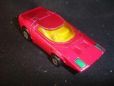 Old Vtg Matchbox Lesney Rolomatics 1973 #38 Clipper Diecast Toy Car