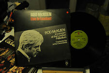 "ROD McKUEN - live in london - VINILE - LP - 33 GIRI - 12"" EX DOPPIO"