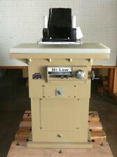 Used Pedersen 270M-460 16 Ton Hydraulic Clicker Die Cutting Press