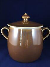 Vintage Porcelaines A Feu CP & Co Mehun Canister Cookie Jar France