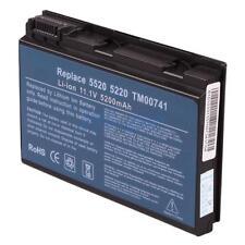 New 6 Cell Battery for Acer Extensa 5210 TM00741 TM00751 TM00742 GRAPE32 GRAPE34