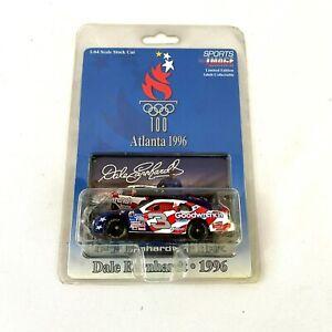Dale Earnhardt Sr #3 Atlanta Olympics 1:64 Action 1996 NASCAR Diecast Race Car
