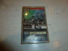 R.E.O. SPEEDWAGON - Wheels Are Turnin' - 1984 UK 9-track cassette