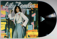 Lily Tomlin - On Stage (1977) Vinyl LP • Broadway Stand-up Comedy Soundtrack