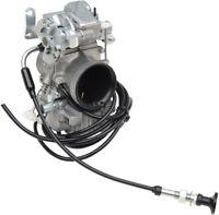 Mikuni TM Flat Slide Carburetor 40mm with Accelerator Pump