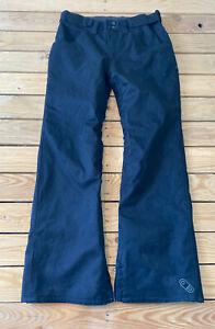 Airblaster Men's Nick Dirks Winter Snow Ski Pants Size S Black M7