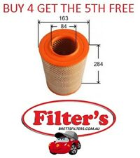AIR FILTER FOR FIAT DUCATO III 2.8L 94 8140 .43 S .47 10/ 1997 - 03/ 2002