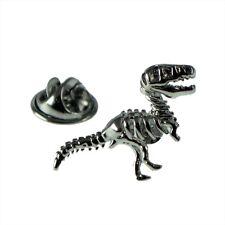 Dinosaur T Rex Fossil Museum Pin Badge, Tie Pin / Lapel Pin Badge   XNP903