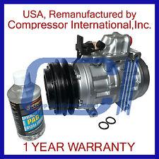 1986-1991 MB 420SEL, 560SEC, 560SEL,1986-1989 560SL OEM Reman A/C Compressor