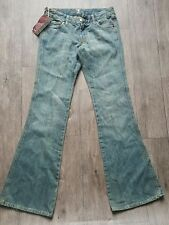 """7 For All Mankind """"A Pocket""""  Flare Leg Jeans, Size 25"""