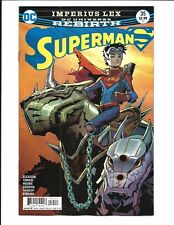SUPERMAN # 35 (DC Universe Rebirth, IMPERIOUS LEX Part 3, JAN 2018), NM/M NEW