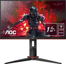 AOC 24G2U5/BK 23.8 in (environ 60.45 cm) DEL IPS 1 MS Gaming Moniteur-Full HD, 1...