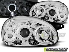 Bra Opel Corsa B malvado mirada con cavidad desprendimiento protección Haubenbra Tuning