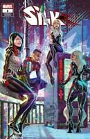SILK #1 KAEL NGU VARIANT NM SPIDERMAN GWEN MILES MORALES VENOM CARNAGE BLACK CAT