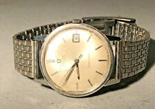 VINTAGE RUNNING OMEGA SEAMASTER AUTOMATIC MECHANICAL  WATCH