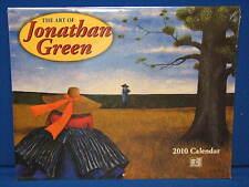 NEW 2010 The Art of Jonathan Green Calendar Sealed Prints Gullah South Carolina