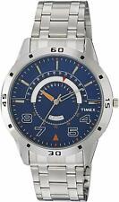 Watch Analog Blue Dial Men's Watch-TW000U907 Case Shape: Round Man,s Watch